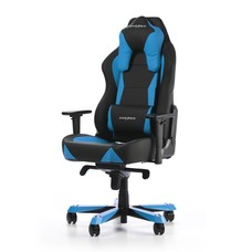Gear DXRacer - WORK W0-NB Gaming Chair (Zwart / Blauw)