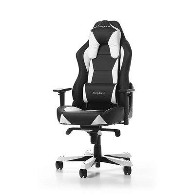 Gear DXRacer - WORK W0-NW Gaming Chair (Zwart / Wit)