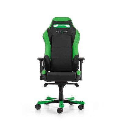 PC DXRacer - IRON I11-NE Gaming Chair (Zwart / Groen)