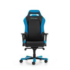 PC DXRacer - IRON I11-NB Gaming Chair (Zwart / Blauw)