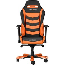 PC DXRacer - IRON I166-NO Gaming Chair (Zwart / Oranje)