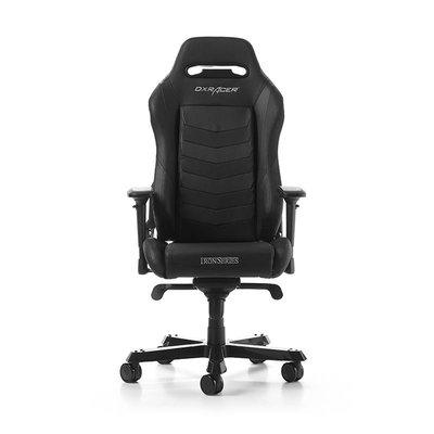 Gear DXRacer - IRON I166-N Gaming Chair (Zwart)