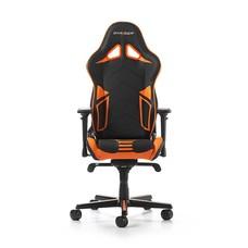 PC DXRacer - RACING PRO R131-NO Gaming Chair (Zwart / Oranje)