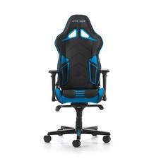 PC DXRacer - RACING PRO R131-NB Gaming Chair (Zwart / Blauw)