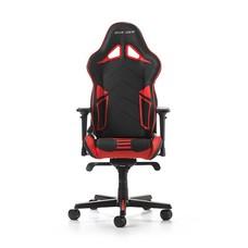 PC DXRacer - RACING PRO R131-NR Gaming Chair (Zwart / Rood)