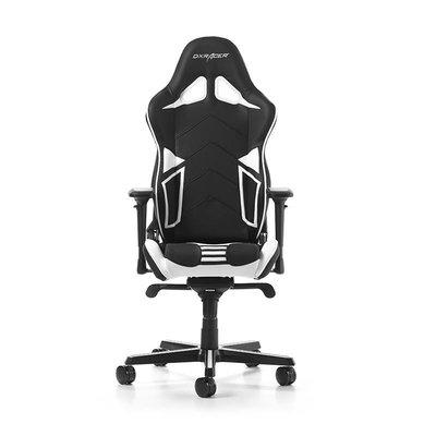 Gear DXRacer - RACING PRO R131-NW Gaming Chair (Zwart / Wit)