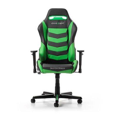 PC DXRacer - DRIFTING D166-NE Gaming Chair (Zwart / Groen)