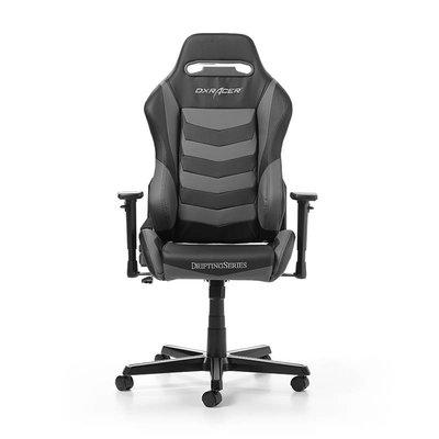 PC DXRacer - DRIFTING D166-NG Gaming Chair (Zwart / Grijs)
