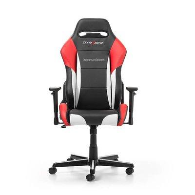 PC DXRacer - DRIFTING D61-NWR Gaming Chair (Zwart / Wit / Rood)
