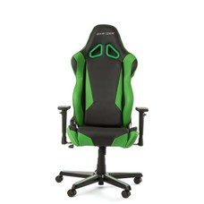 PC DXRacer - RACING SHIELD R1-NE Gaming Chair (Zwart / Groen)