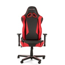 PC DXRacer - RACING SHIELD R1-NR Gaming Chair (Zwart / Rood)