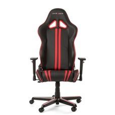 Gear DXRacer - RACING R9-NR Gaming Chair (Zwart / Rood)