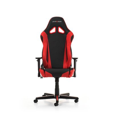 PC DXRacer - RACING R0-NR Gaming Chair (Zwart / Rood)