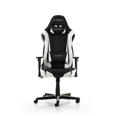 Gear DXRacer - RACING R0-NW Gaming Chair (Zwart / Wit)