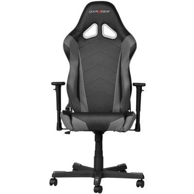Gear DXRacer - RACING R001-NG Gaming Chair (Zwart / Grijs)