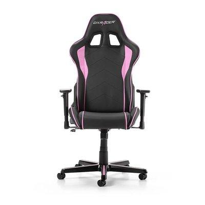 PC DXRacer - FORMULA F08-NP Gaming Chair (Zwart / Roze)
