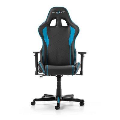 Gear DXRacer - FORMULA F08-NB Gaming Chair (Zwart / Blauw)