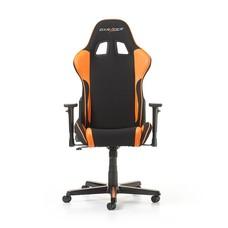 PC DXRacer - FORMULA F11-NO Gaming Chair (Zwart / Oranje)