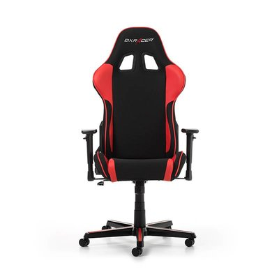 Gear DXRacer - FORMULA F11-NR Gaming Chair (Zwart / Rood)