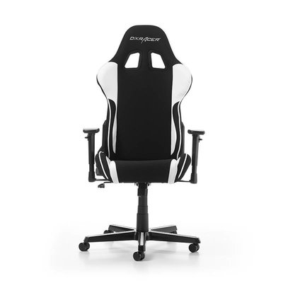 PC DXRacer - FORMULA F11-NW Gaming Chair (Zwart / Wit)