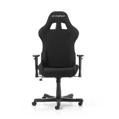 PC DXRacer - FORMULA F01-N Gaming Chair (Zwart)