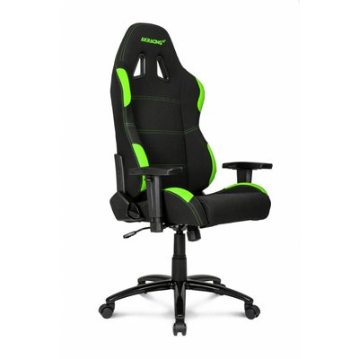 PC AKRACING, Gaming Chair (Zwart / Groen)