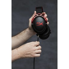 PC / PC / Xbox One HyperX Cloud Alpha - Gaming Headset - Red
