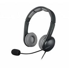 PC Speedlink, SONID Stereo USB Headset (Zwart / Grijs)