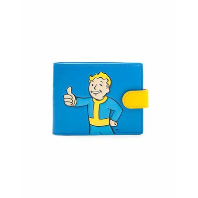 Game Merchandise Fallout 4 - Vault Boy Approves Wallet / Portemonnee