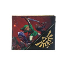 Game Merchandise The Legend of Zelda - Ocarina of Time - Bifold Portemonnee