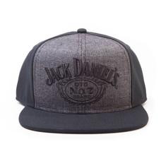 Game Merchandise Jack Daniel's - Logo - Snapback - Zwart