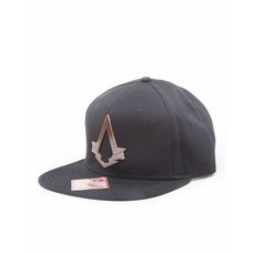 Game Merchandise Assassin's Creed Syndicate - Pet - Snapback - Logo Bronze