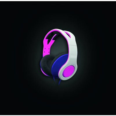 PS4 Gioteck, TX-30 Stereo Gaming + Go Headset (Pink)  ( / Xbox One / PC / MAC / Mobile)