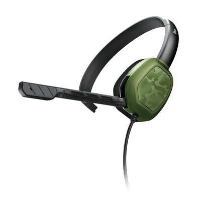 PS4 Afterglow - LVL 1 Chat Headset (Groen Camo)