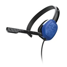 PS4 Afterglow - LVL 1 Chat Headset (Blauw Camo)