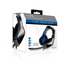 PS4 Gioteck, HCP4 Wired Stereo Headset (PS4 / Xbox One / PC / MAC)