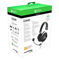 Xbox One HyperX Cloud - Gaming Headset - Silver