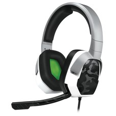 Xbox One Afterglow - LVL 3 Wired Stereo Headset (Wit Camo)