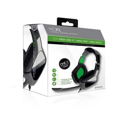 Xbox One  / PC / MAC Gioteck, HCX1 Wired Stereo Headset