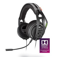 Xbox One Plantronics, RIG 400HX Dolby Atmos Official Headset