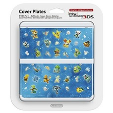 3DS New 3DS Coverplate 030 Pokemon Mystery Dungeon