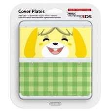 3DS New 3DS Coverplate 006 AC Isabelle