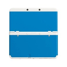 3DS New 3DS Coverplate 020 Blauw