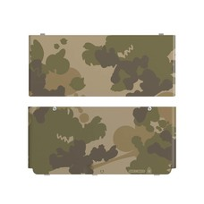 3DS New 3DS Coverplate Mario Camouflage
