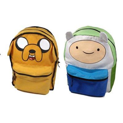 Game Merchandise Adventure Time - Finn + Jake - Omkeerbare Rugzak