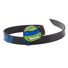 Game Merchandise Ninja Turtles - Leonardo Blauwe Buckle Riem - 85 cm