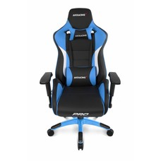 PC AKRACING, Gaming Chair Master Pro - PU Leather Blauw