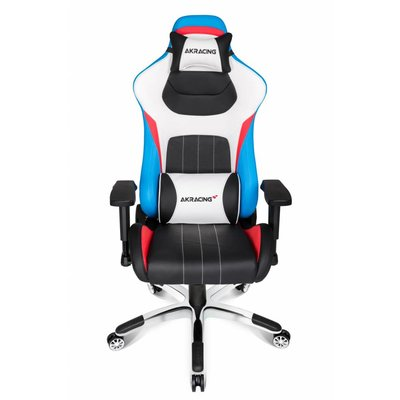 PC AKRACING, Gaming Chair Master Premium - PU Leather Tri Color