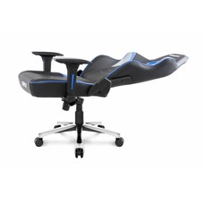 PC AKRACING, Gaming Chair Master Max - PU Leather Blauw