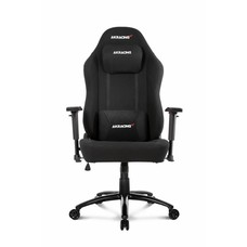 PC AKRACING, Gaming Chair Office Wide - Fabric Cover Opal / Zwart